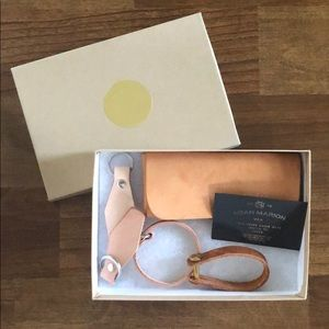 Noah Marion Quality Leather Goods (NWOT)